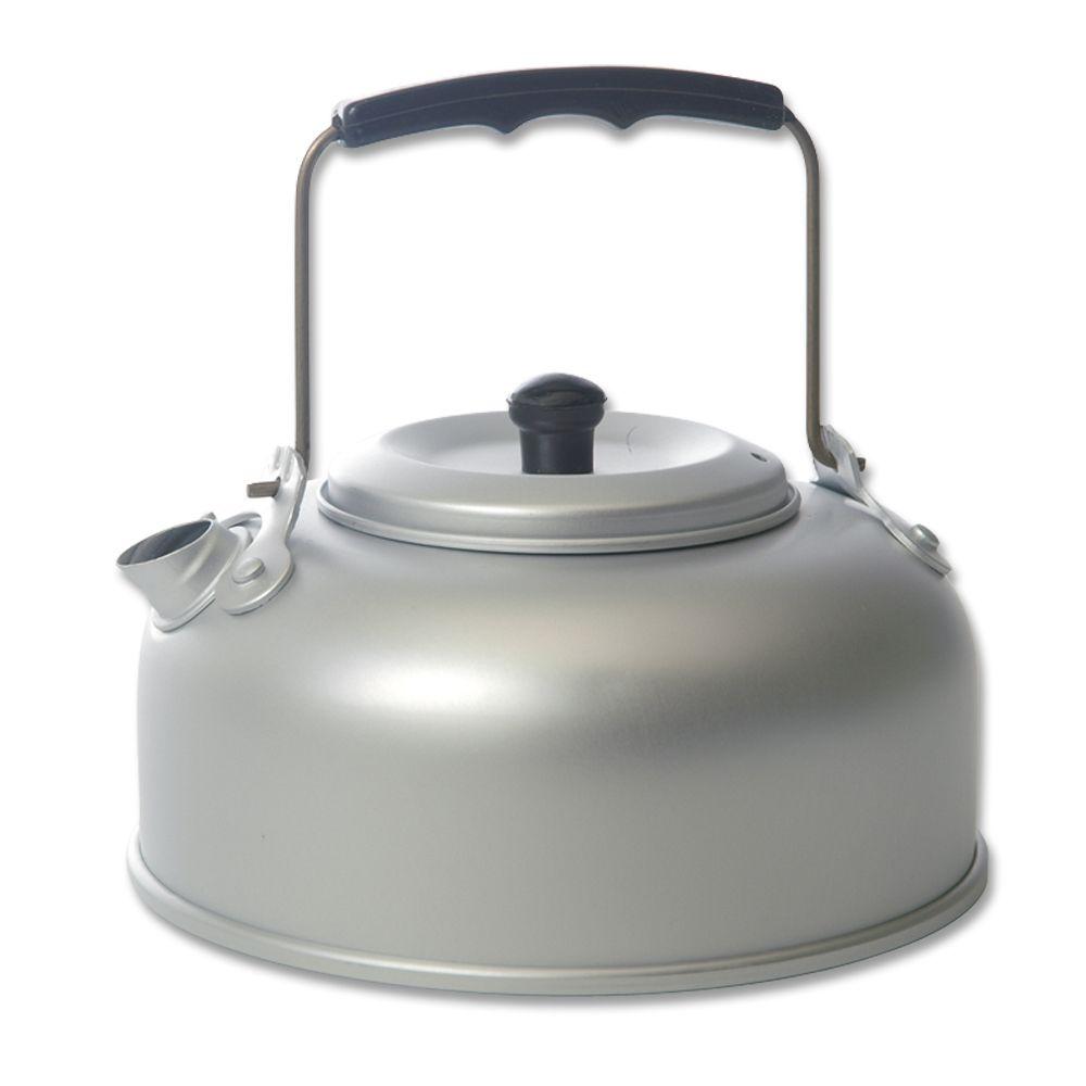 Teekanne Campingkanne Kaffeekanne Kanne Mil-Tec Teekessel Aluminium 1qt